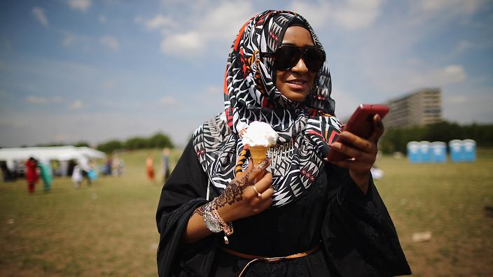 Islam ice cream